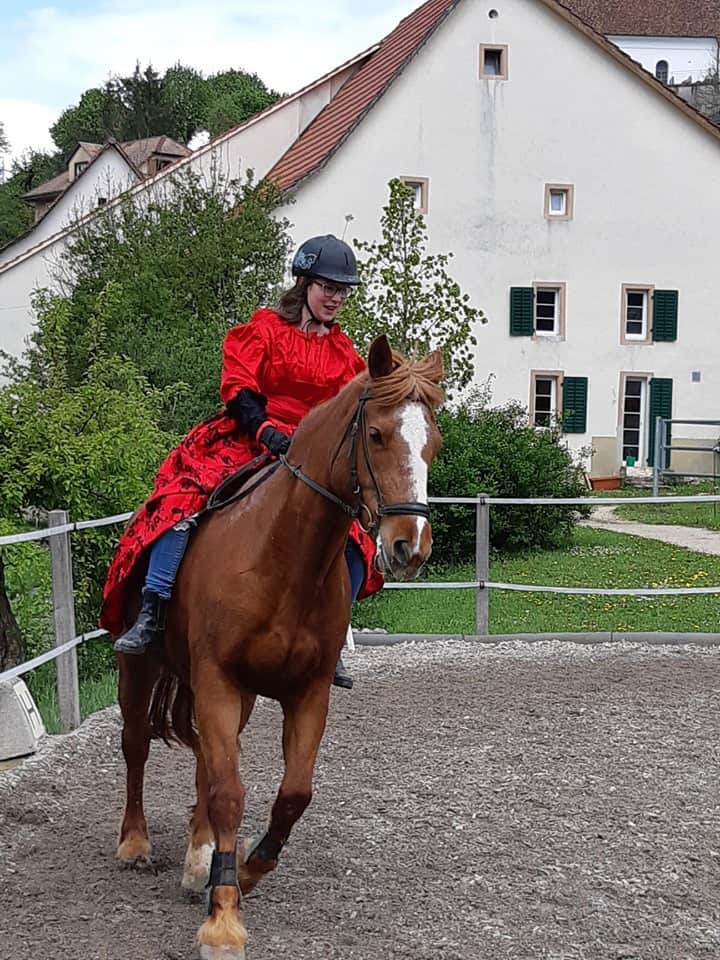 Reiten und Reittherapie - Matthias Klausener